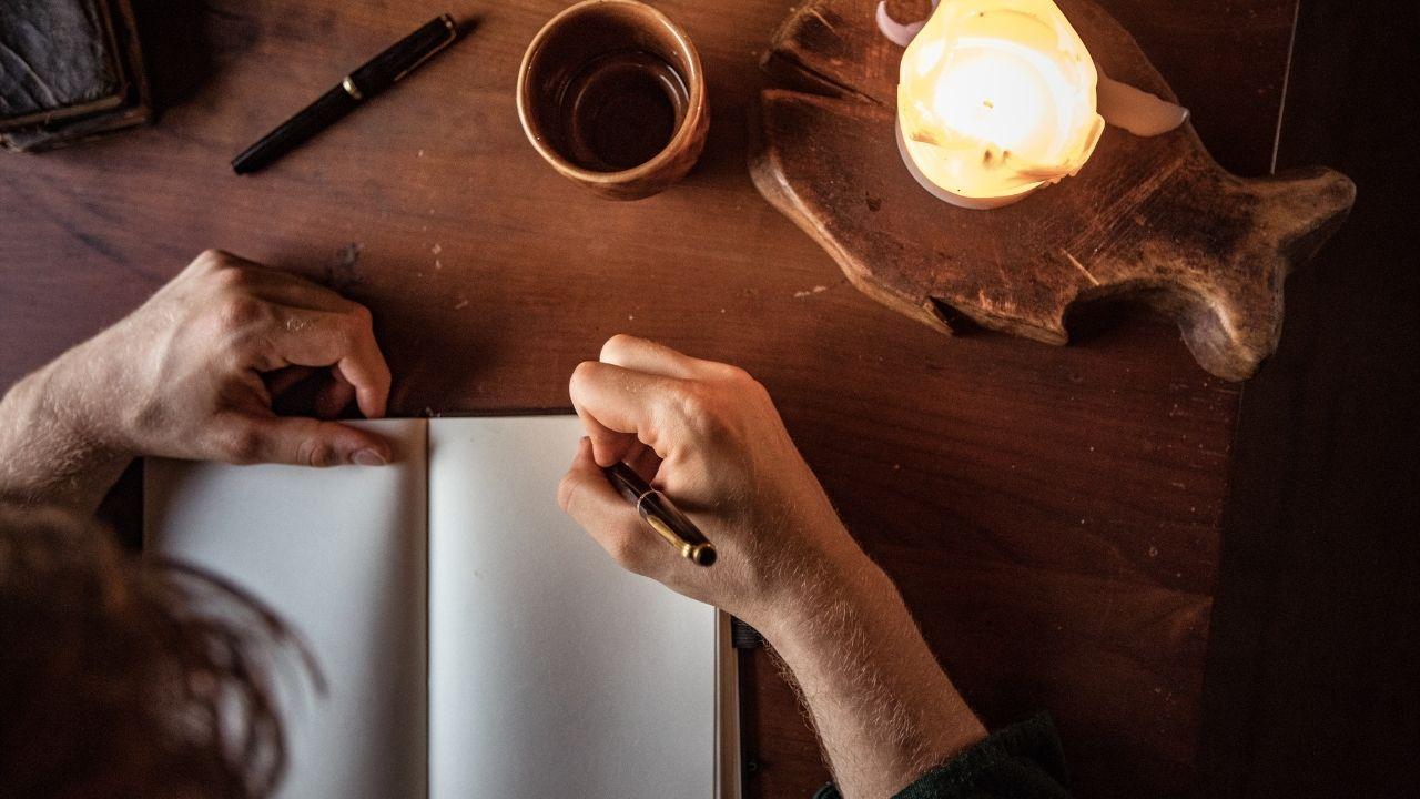 pisanje knjige